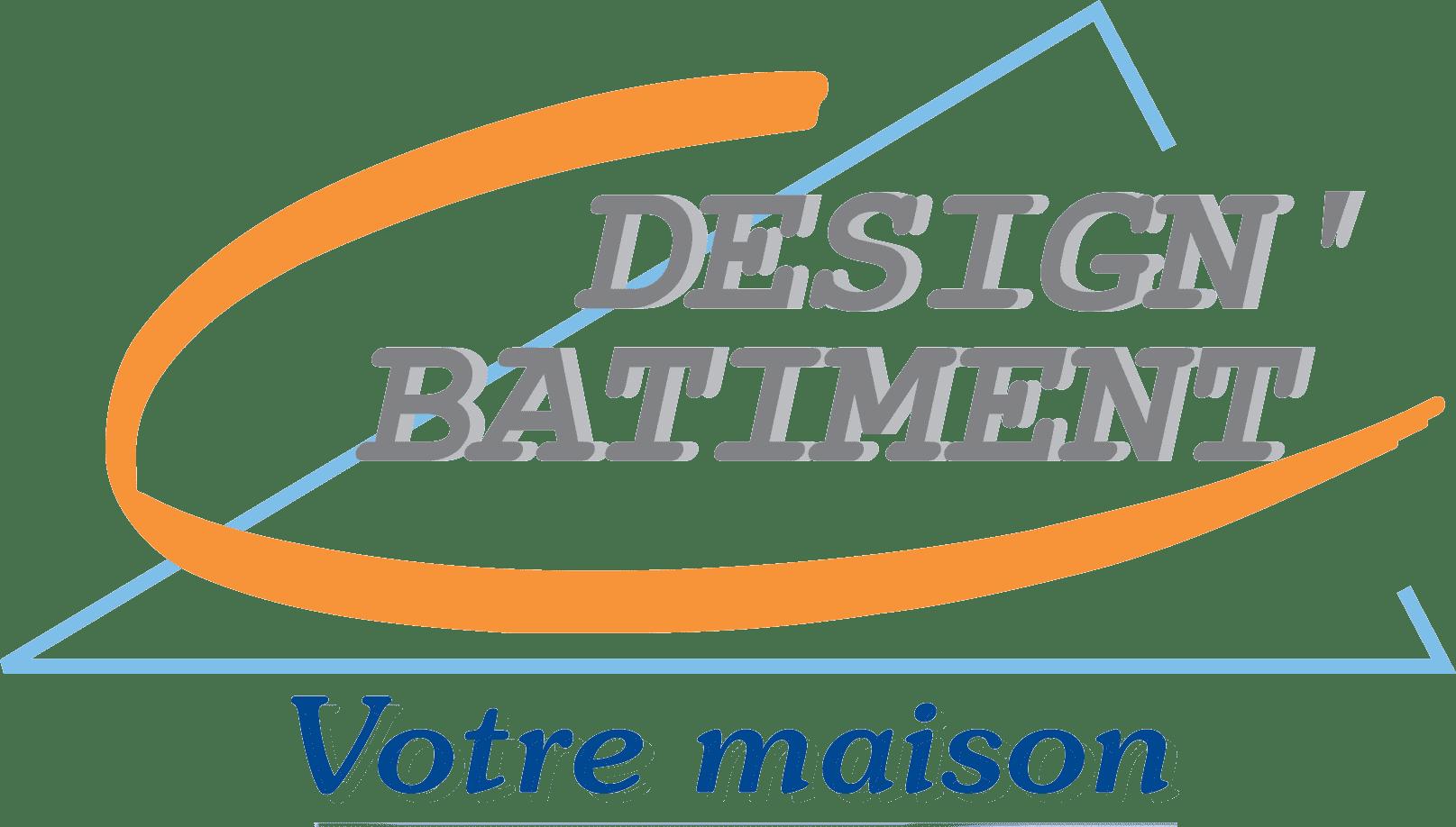 Logo Design'Batiment Création et construction de maison sur mesure Bourgoin-Jailleu Rhone Alpes Références Contactez-nous